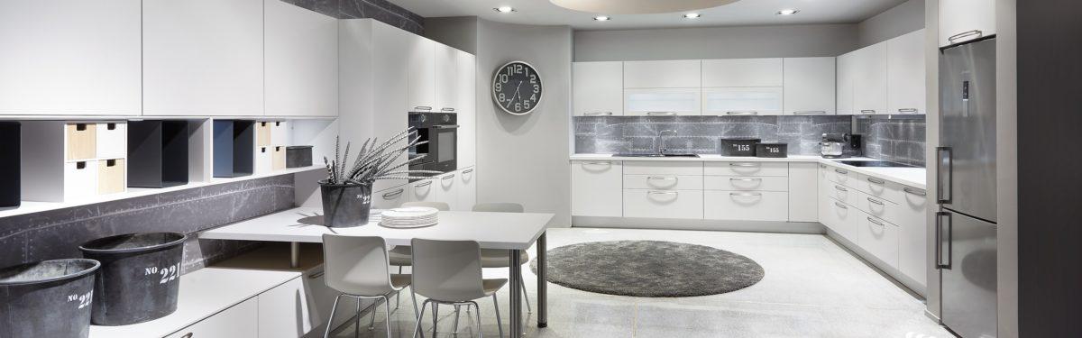 Unsere individuellen Küchen für Sie maßgeschneidert